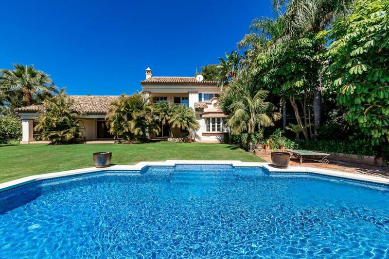 Se vende Villa – Chalet, Sierra Blanca – R3463549