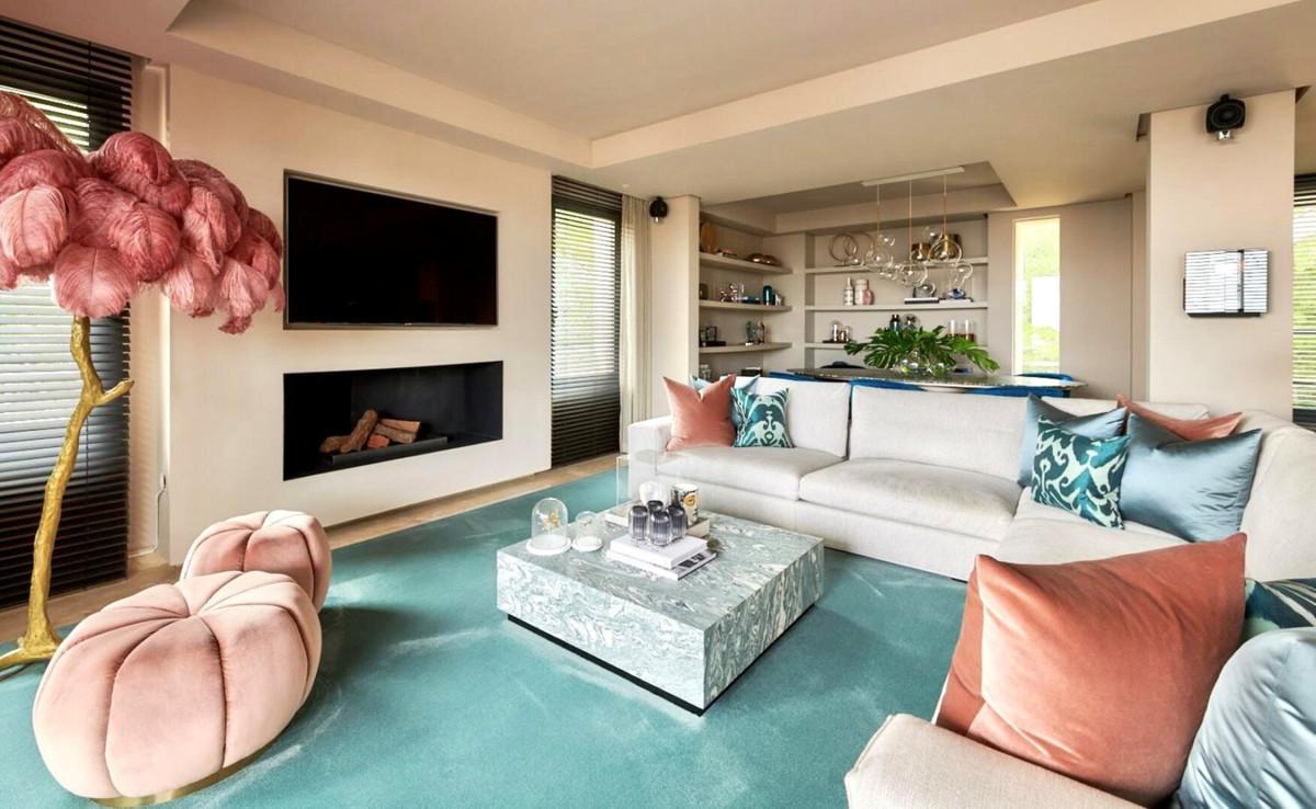 Appartement  Penthouse en vente   à Sierra Blanca