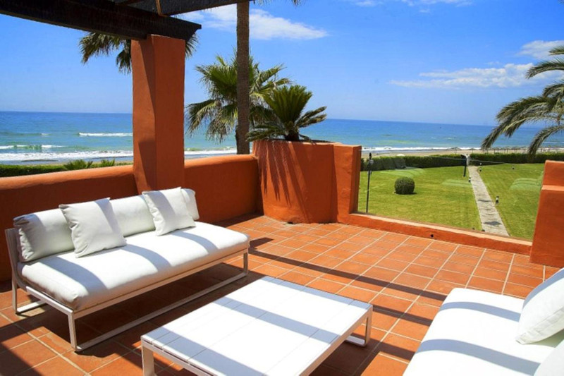 Marbella Banus Apartamento Planta Baja en venta en Los Monteros – R3350854
