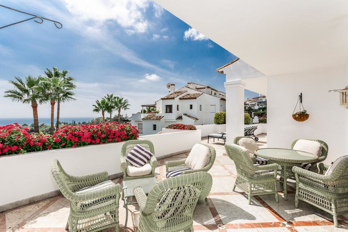 Monte Paraiso Country Club, luxurious Duplex Penthouse with stunning seaviews. Secure urbanisation w, Spain