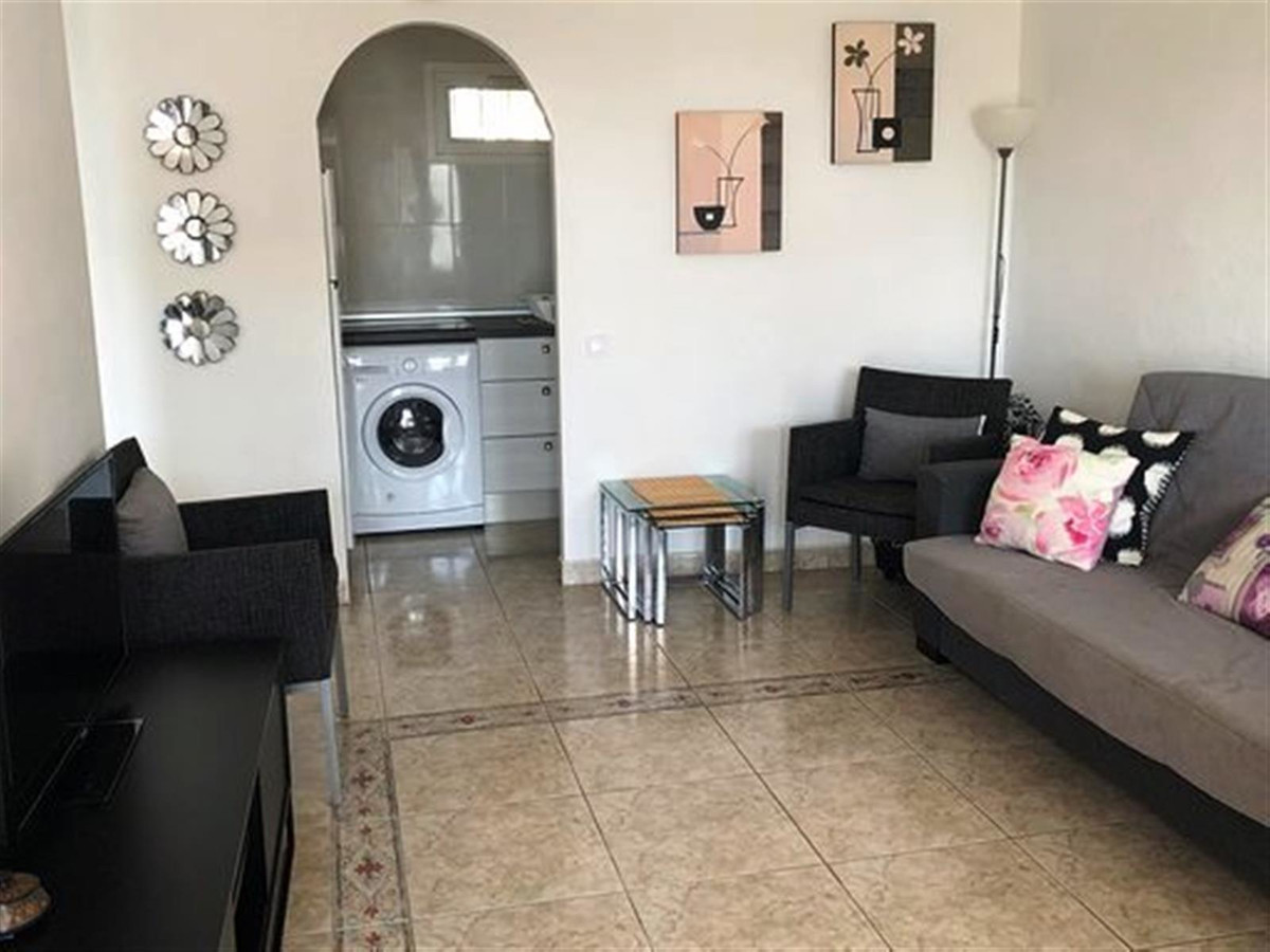 BARGAIN!!  Refurbished 1 bedroom 1 bath apartment, with partial sea view,  nearby to Puerto Marina a, Spain