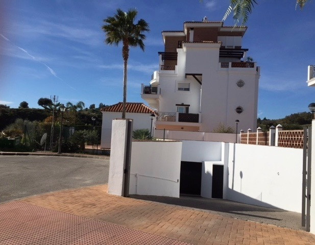 Lovely bright airy two bedroom apartment in a semi rural location in the countryside of Mijas.    Sh,Spain