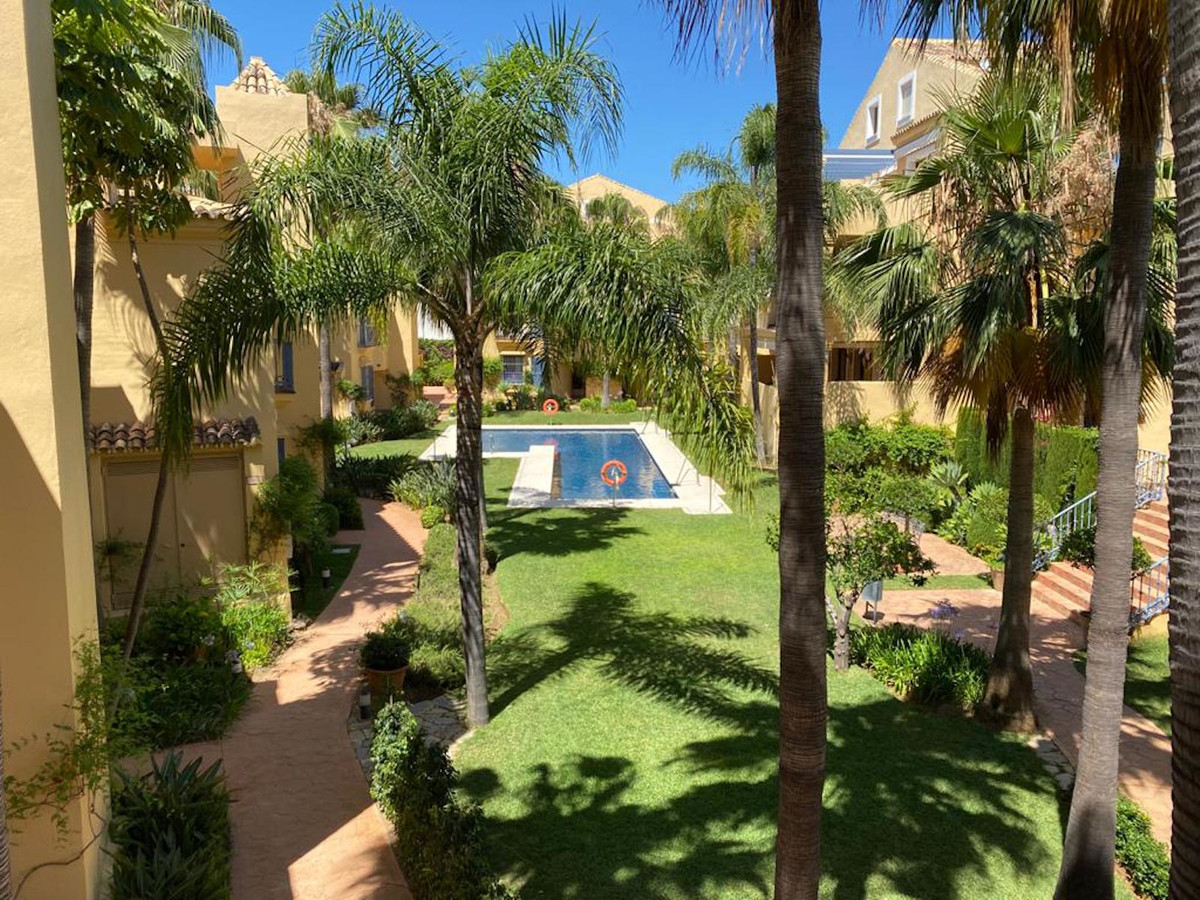 First floor apartment in a sought after location in Nagueles.   Quick access to the A7.   Three bedr,Spain