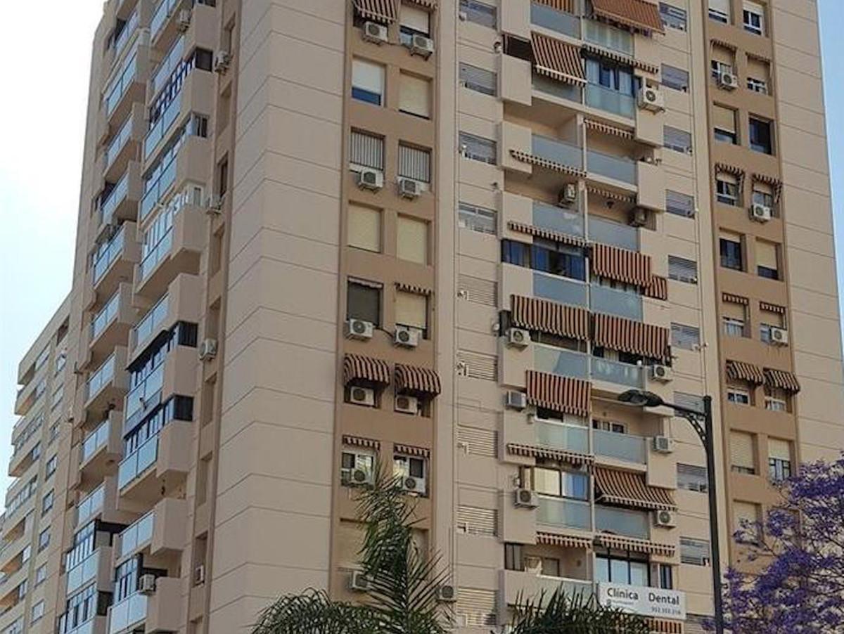 Apartment Middle Floor in Málaga, Costa del Sol