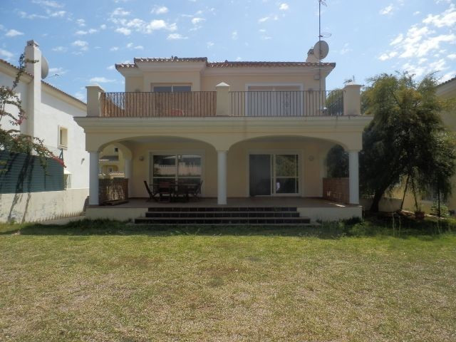 Large detached villa near to the centre of Elviria, close to supermarkets, restaurants and schools. , Spain