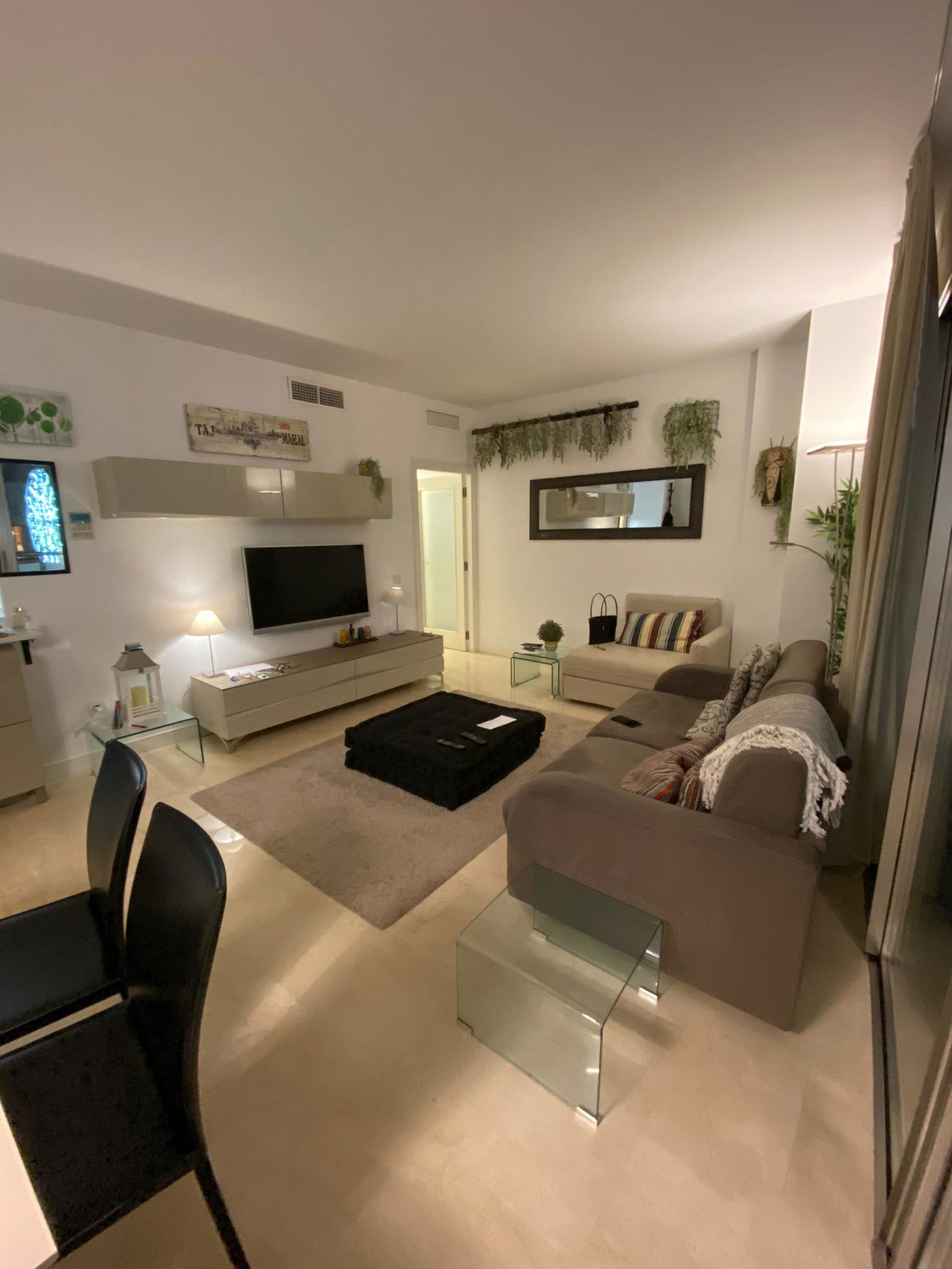 Beautiful new apartment in the centre of Marbella.   Excellent location.   Fitted open plan kitchen , Spain