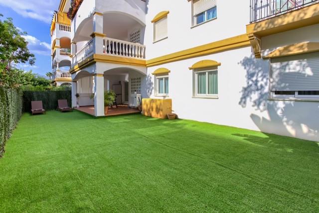 Marbella Banus Apartamento Planta Baja en Venta en Nueva Andalucía – R3298084