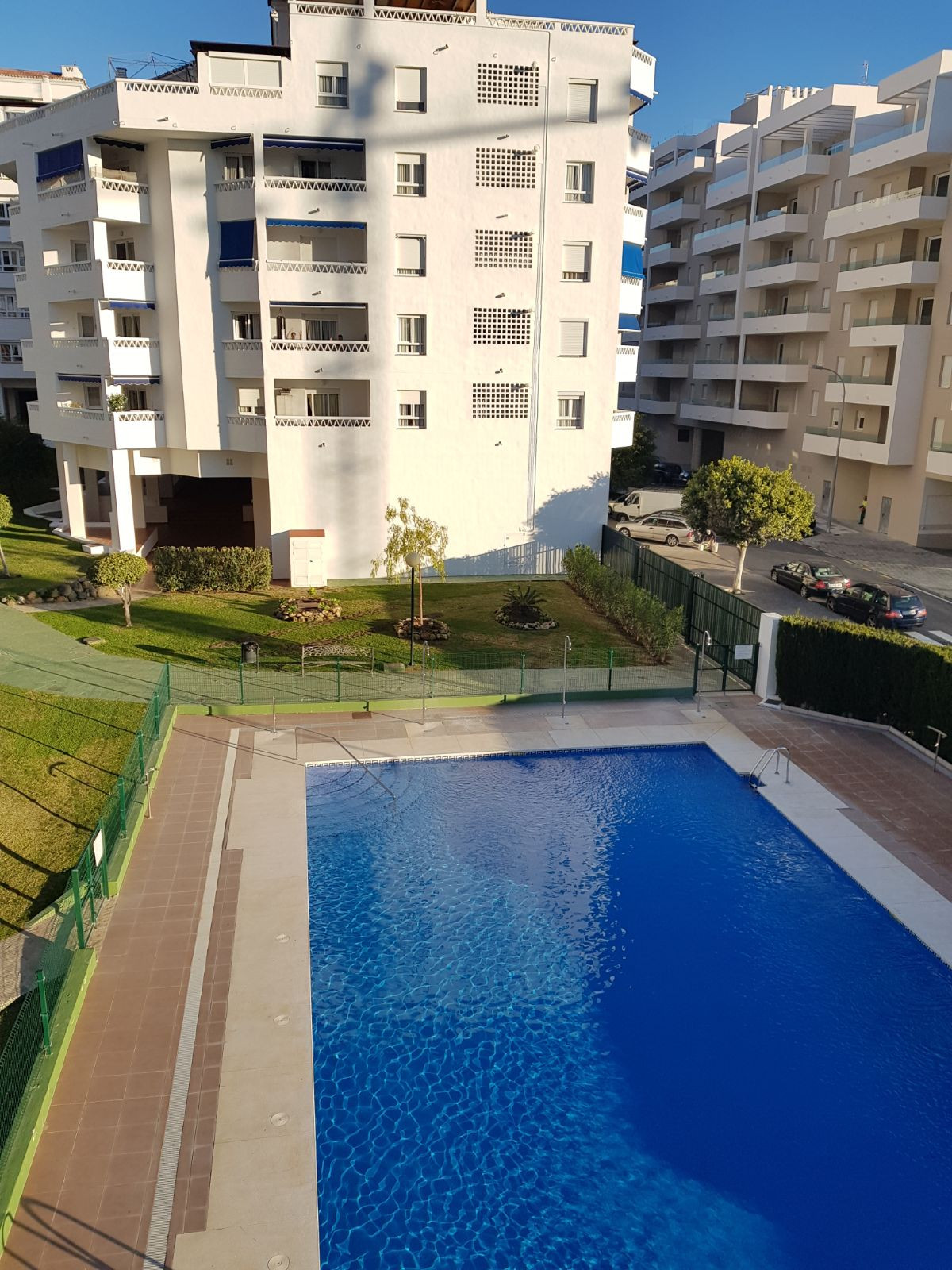First floor apartment with balcony in the new area of La Campana.    Sold part furnished in excellen,Spain