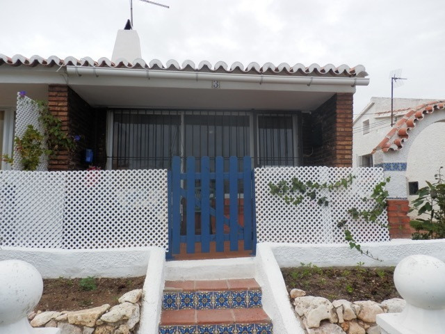 Pretty one bedroom house close to the sea and close to the village of Cala de Mijas. In a quiet resi,Spain