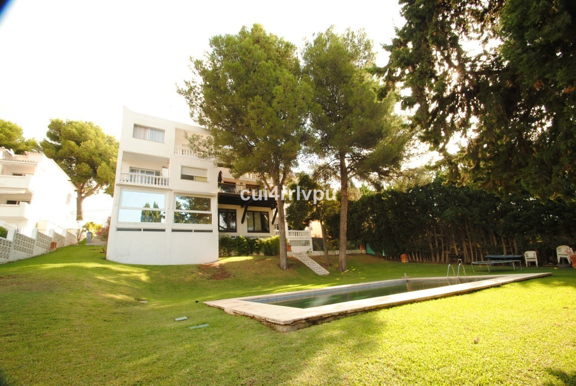 Special property with lots of possibilities. This property offers at present two independent two bed,Spain