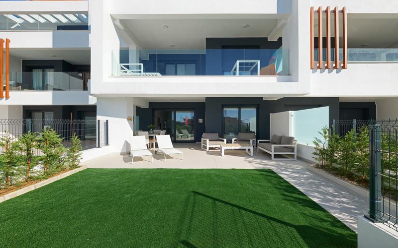 Ground Floor Apartment in Estepona