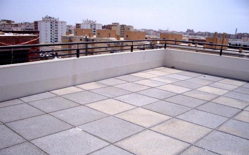 Penthouse in Málaga Centro