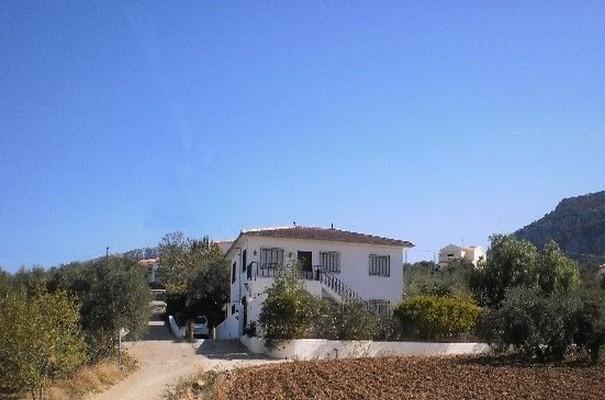 Detached Villa in Villanueva del Trabuco