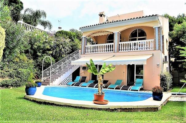 Marbella Banus Villa – Chalet en venta, Calahonda – R3236059