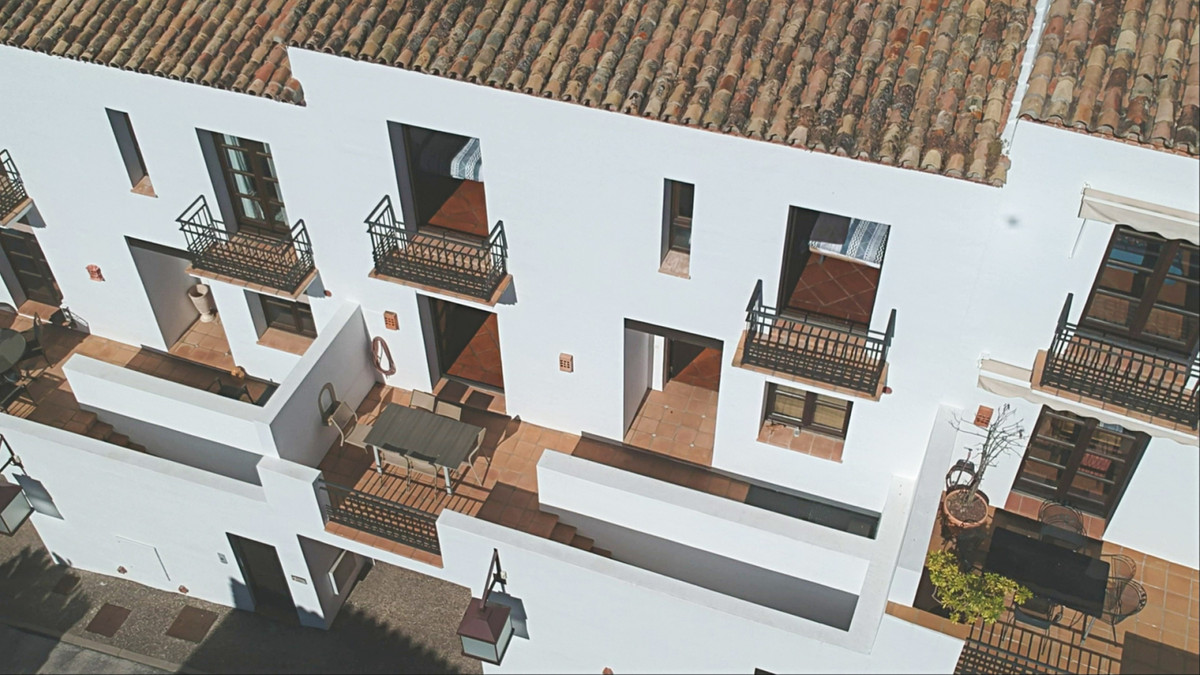 El Casar townhouse in the affluent white village of Benahavis, renowned for its gastronomy, fine sch,Spain