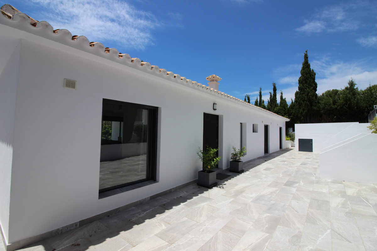 Detached Villa in San Martín de Tesorillo