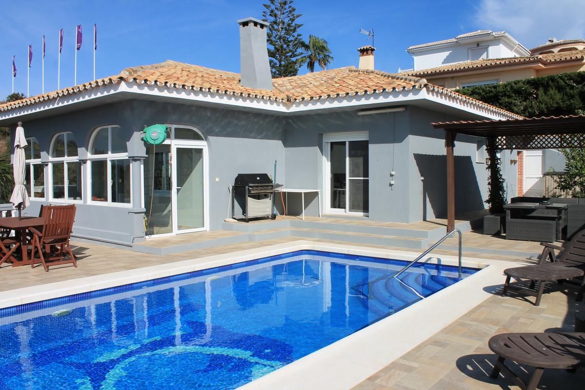 4 dormitorio villa en venta el chaparral
