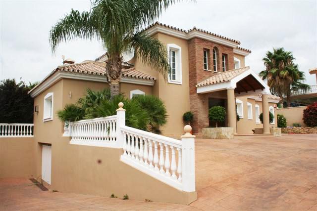 Detached Villa in Mijas Golf