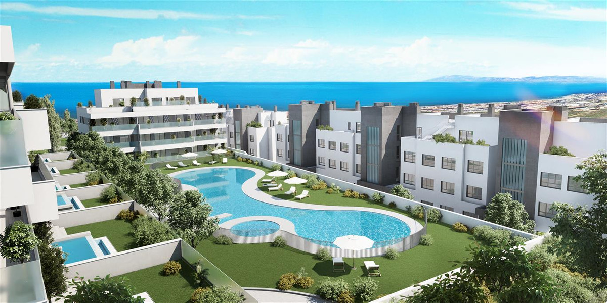 Ground Floor Apartment in La Cala de Mijas