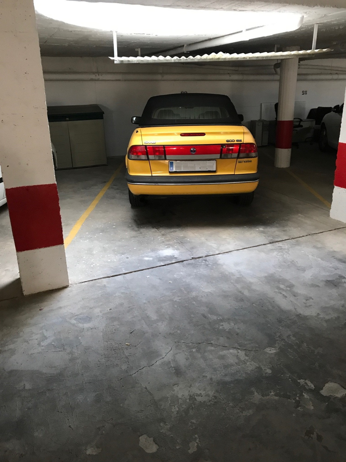 Parking Space in Calahonda