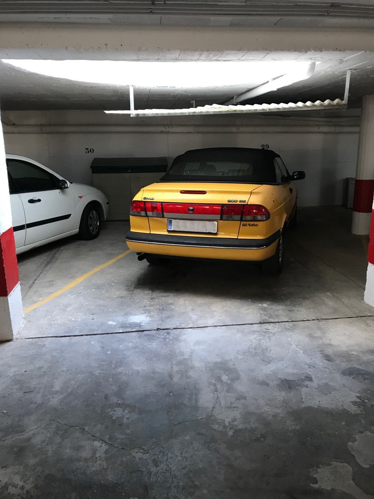Parking Space For Sale Calahonda