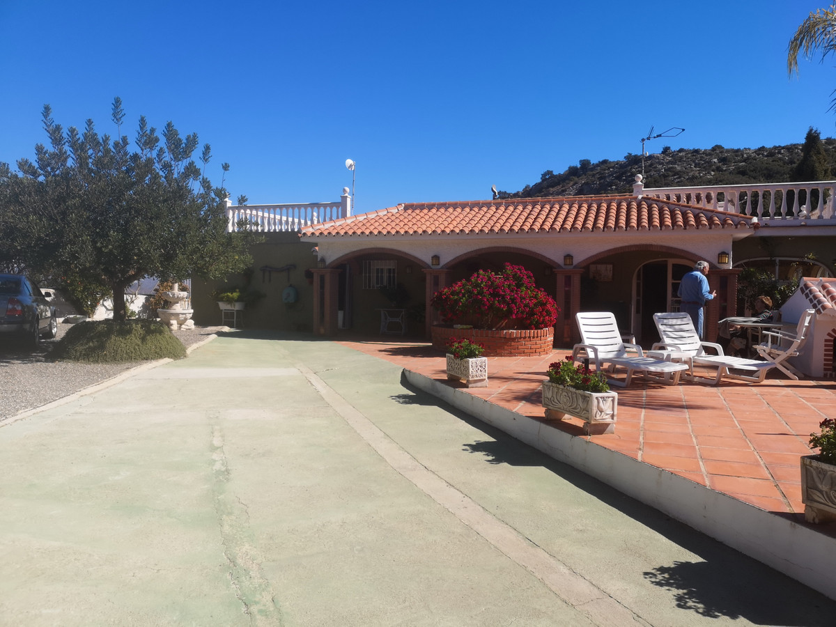 This property is located high on a hill overlooking the Guadalhorce valley with spectacular views. T, Spain