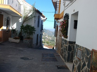 Overlooking the picturesque village of Guaro and with views across the valley and off into the dista, Spain
