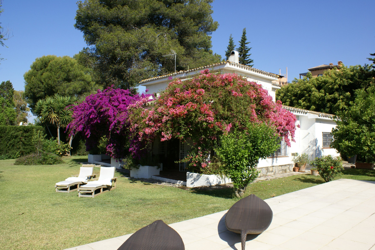 Amazing Villa as Investment!  This villa is located in one of the most prestigious area of Marbella.,Spain