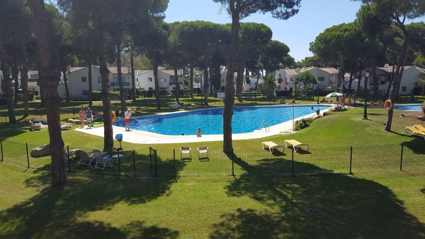 3 bed townhouse on the beach side between Marbella and Estepona.  The house has 2 bedrooms on the gr,Spain