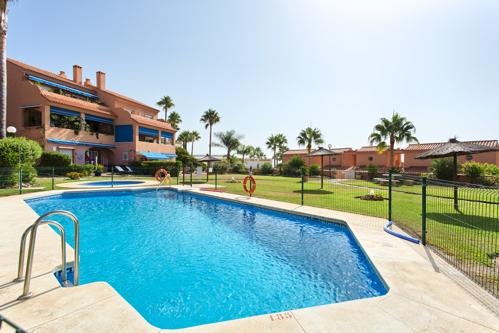 Front line beach complex, New Golden Mile Urbanisation of 16 apartments and 10 townhouses Views of A,Spain