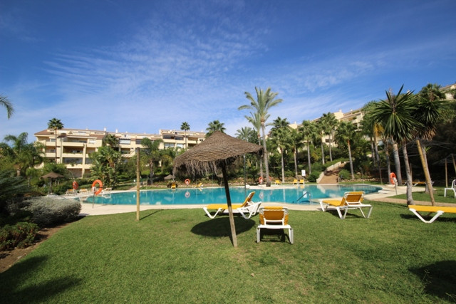 Ground Floor Apartment in Bahía de Marbella R2463782