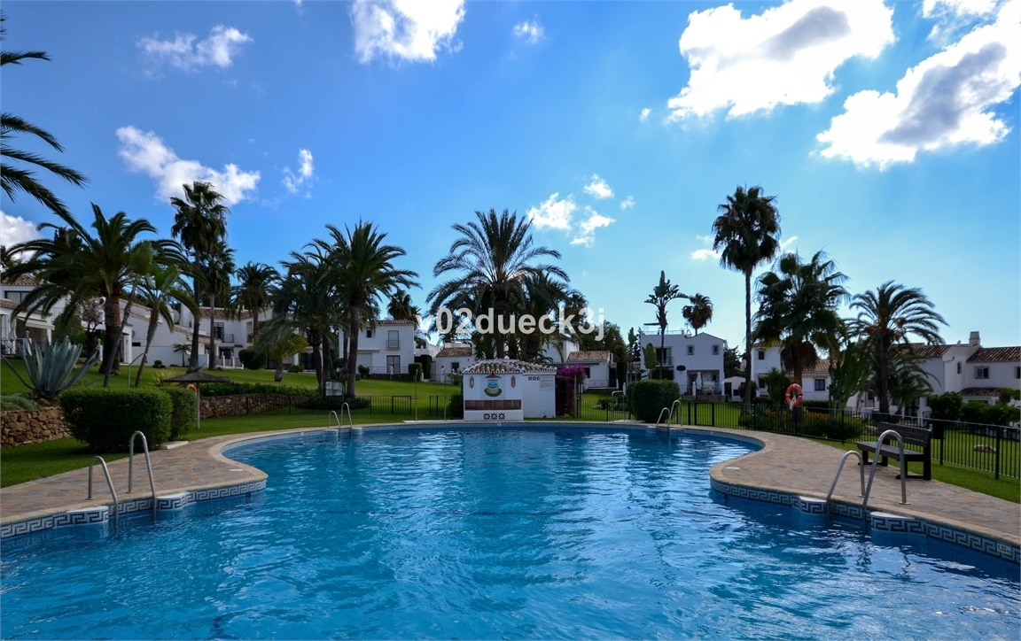 Small charming townhouse close to the beach and to Marbella town. Large well-kept courtyard with com,Spain