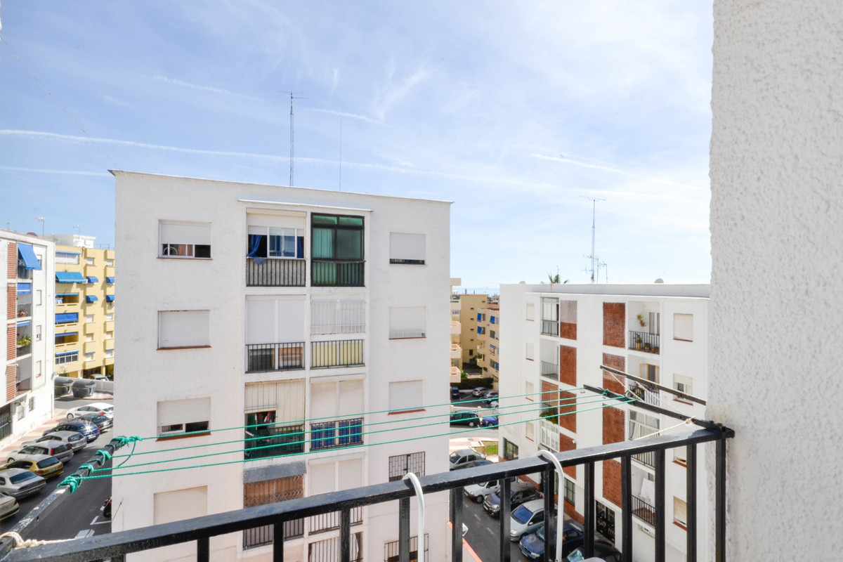 Bright apartment with three bedrooms in Marbella town within walking distance of the Old Town, where,Spain