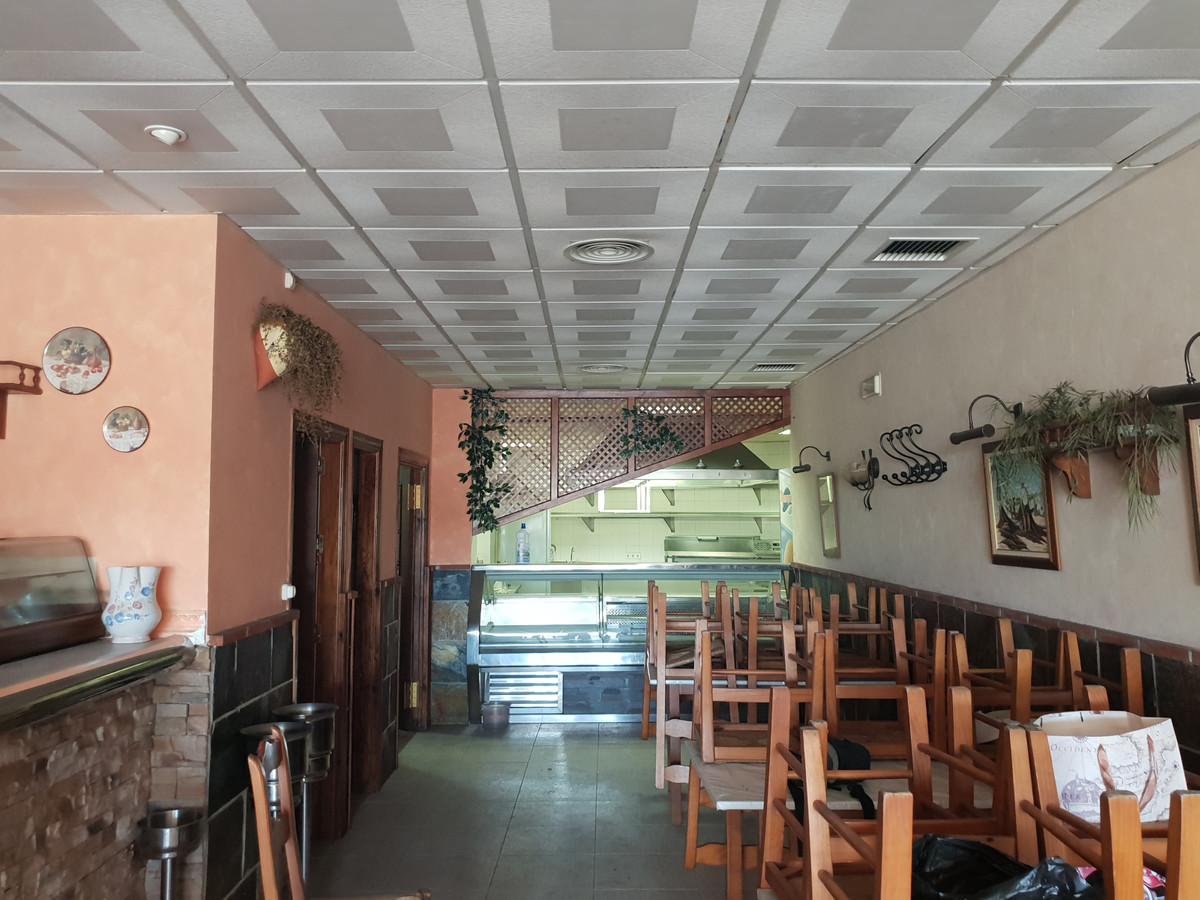0 Dormitorio Restaurante Comercial En Venta Mijas