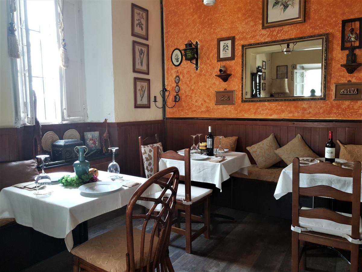 Restaurante En Venta Mijas