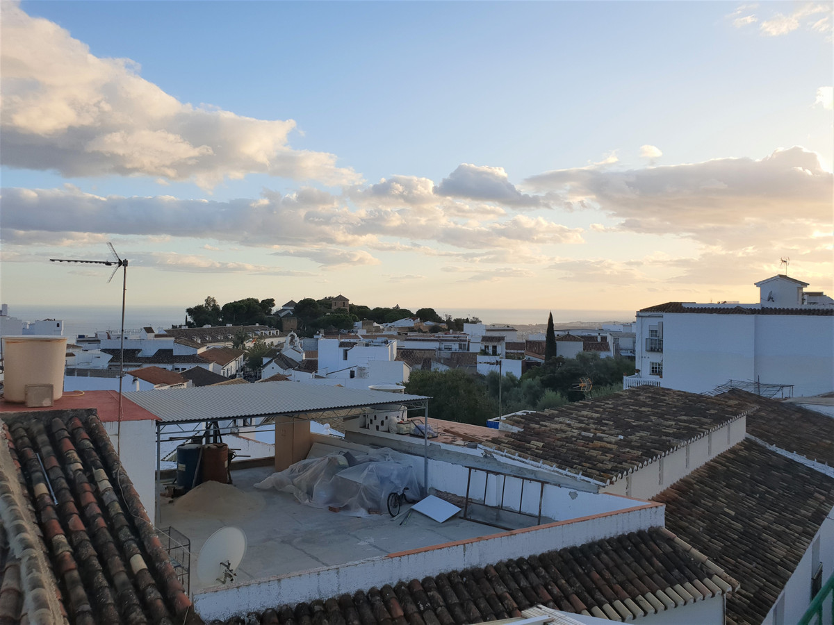 3 Bedroom Terraced Townhouse For Sale Mijas
