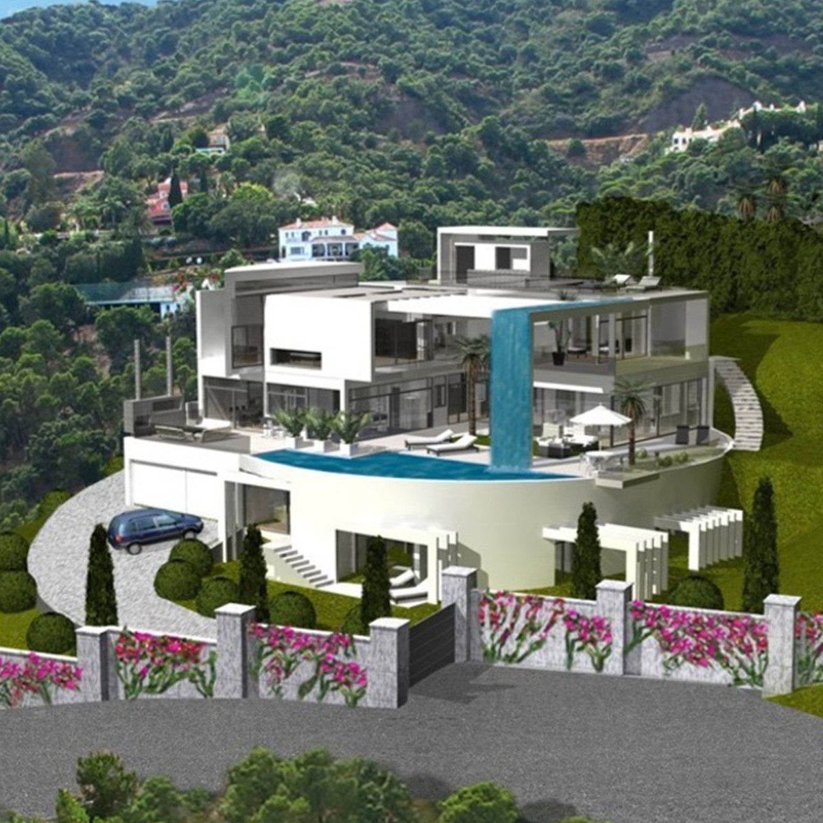 Plot For Sale in El Madroñal, Benahavis