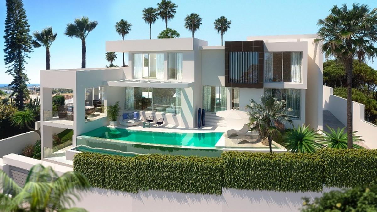 Villa – Chalet en Venta en Nueva Andalucía – R3505081