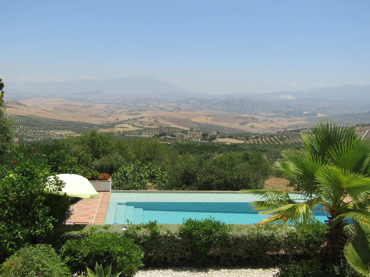 This lovely Cortijo (villa) is close to the typical Spanish village Alozaina. Private, but some neig,Spain