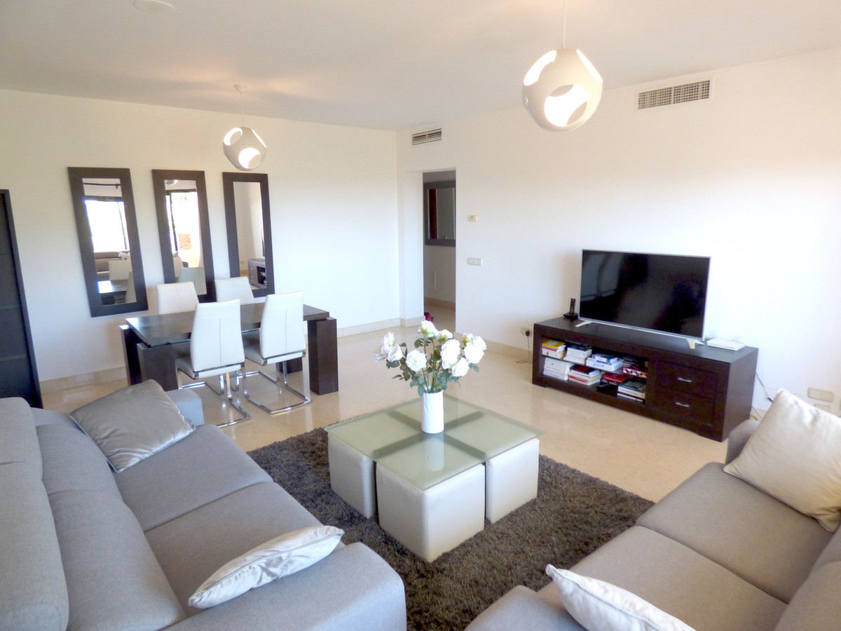 This is a lovely and spacious two bedroom apartment located on the second floor in a great block in ,Spain