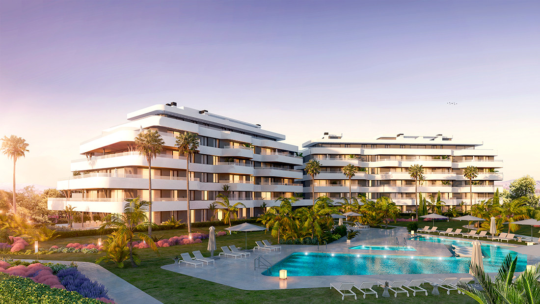 New Development: Prices from €485,500 to €730,500. [Beds: 2 - 2] [Bath,Spain