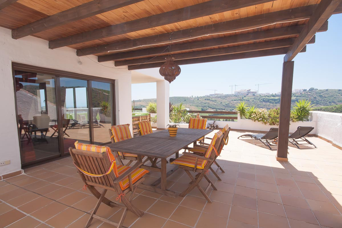 Penthouse in Casares Playa R3203800