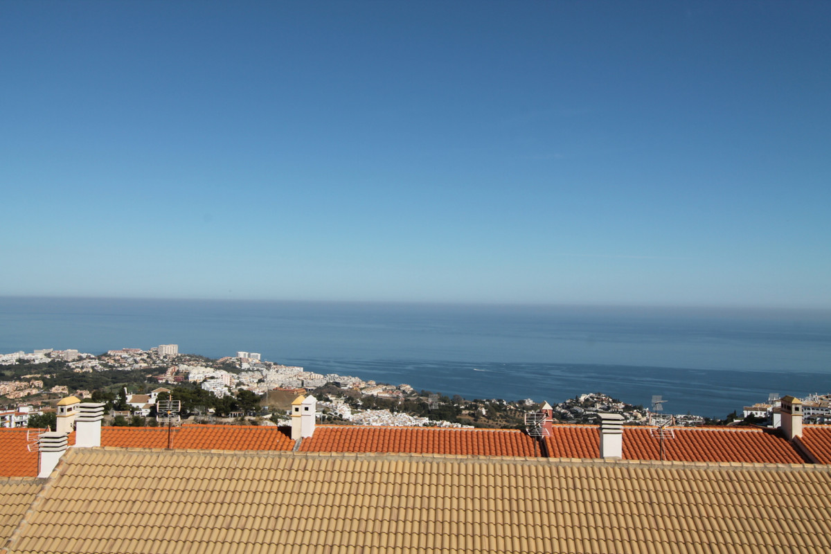 TOWNHOUSE IN BENALMADENA PUEBLO  This townhouse is fully renovated and ready to move in.  The main l,Spain