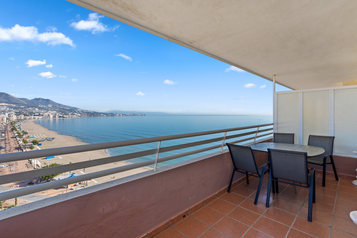 Welcome to a newly renovated apartment on the 14th floor in the popular building, Stella Maris.  The, Spain