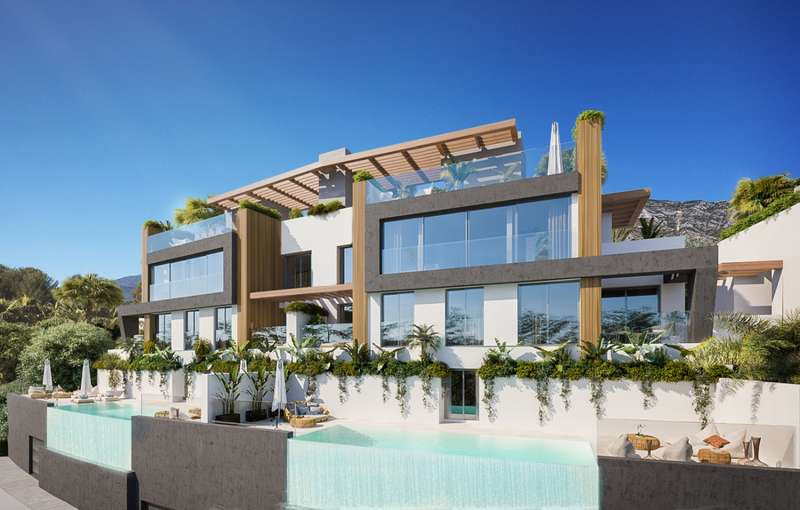 Semi-Detached Houses for sale in La Quinta (Marbella) MCO3424711