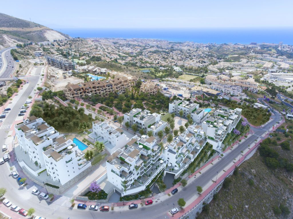 New Development: Prices from € 550,000 to € 550,000. [Beds: 2 - 2] [Baths: 3 - 3] [Built s, Spain