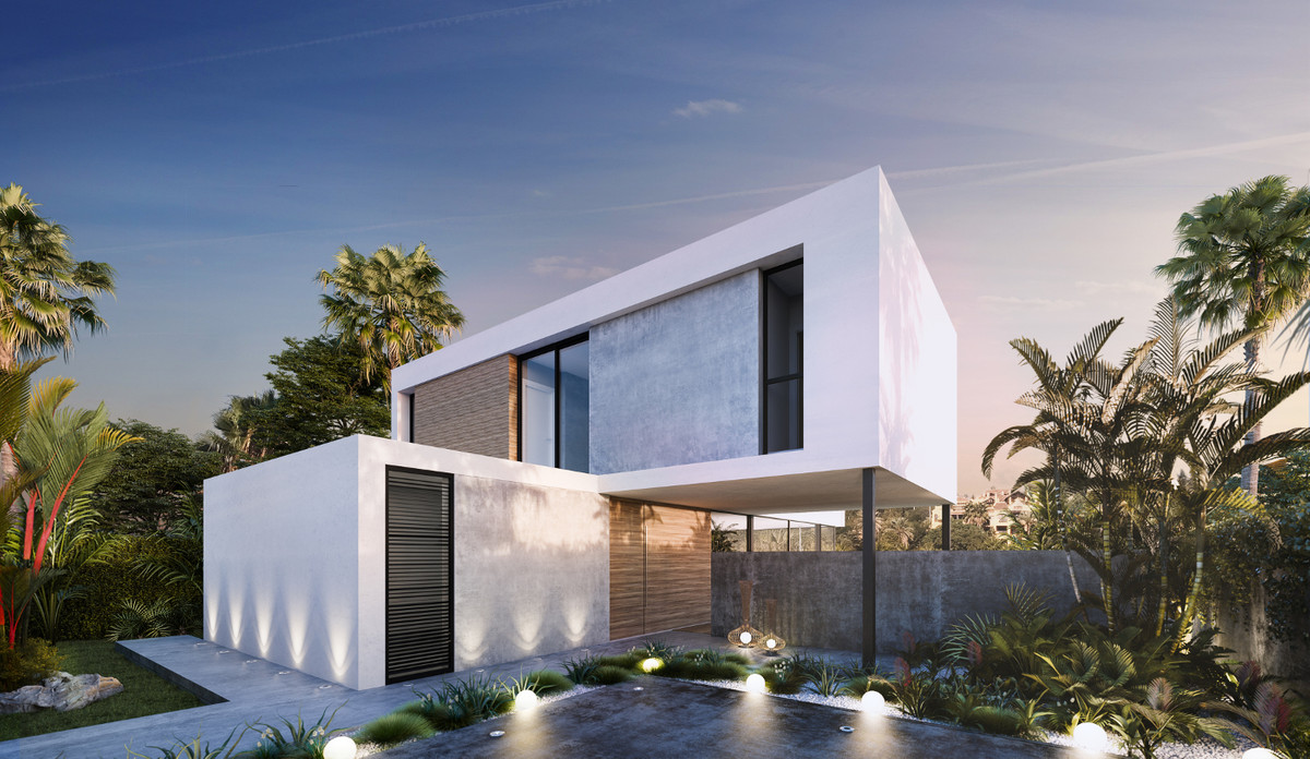Villas in Estepona R3410803