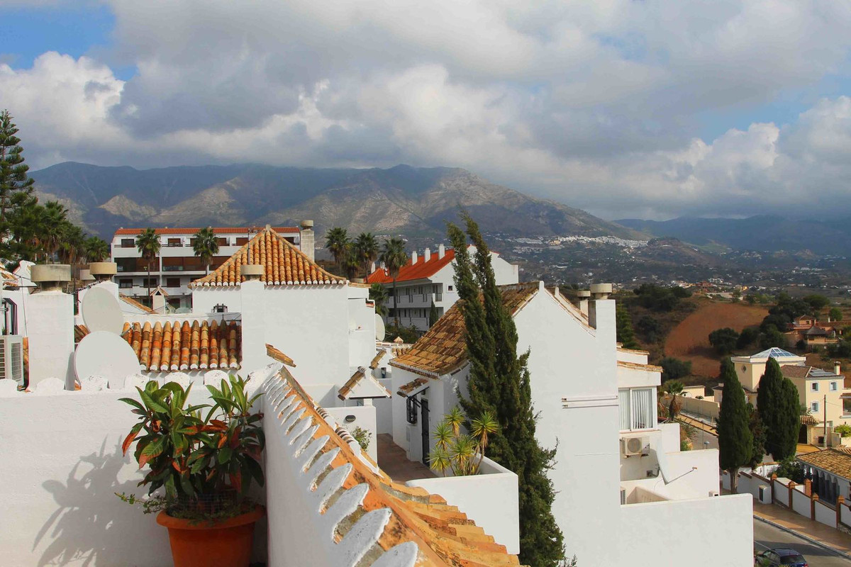 Ground Floor Studio apartment with split bedroom and living room in the center of Mijas Golf. Has an, Spain