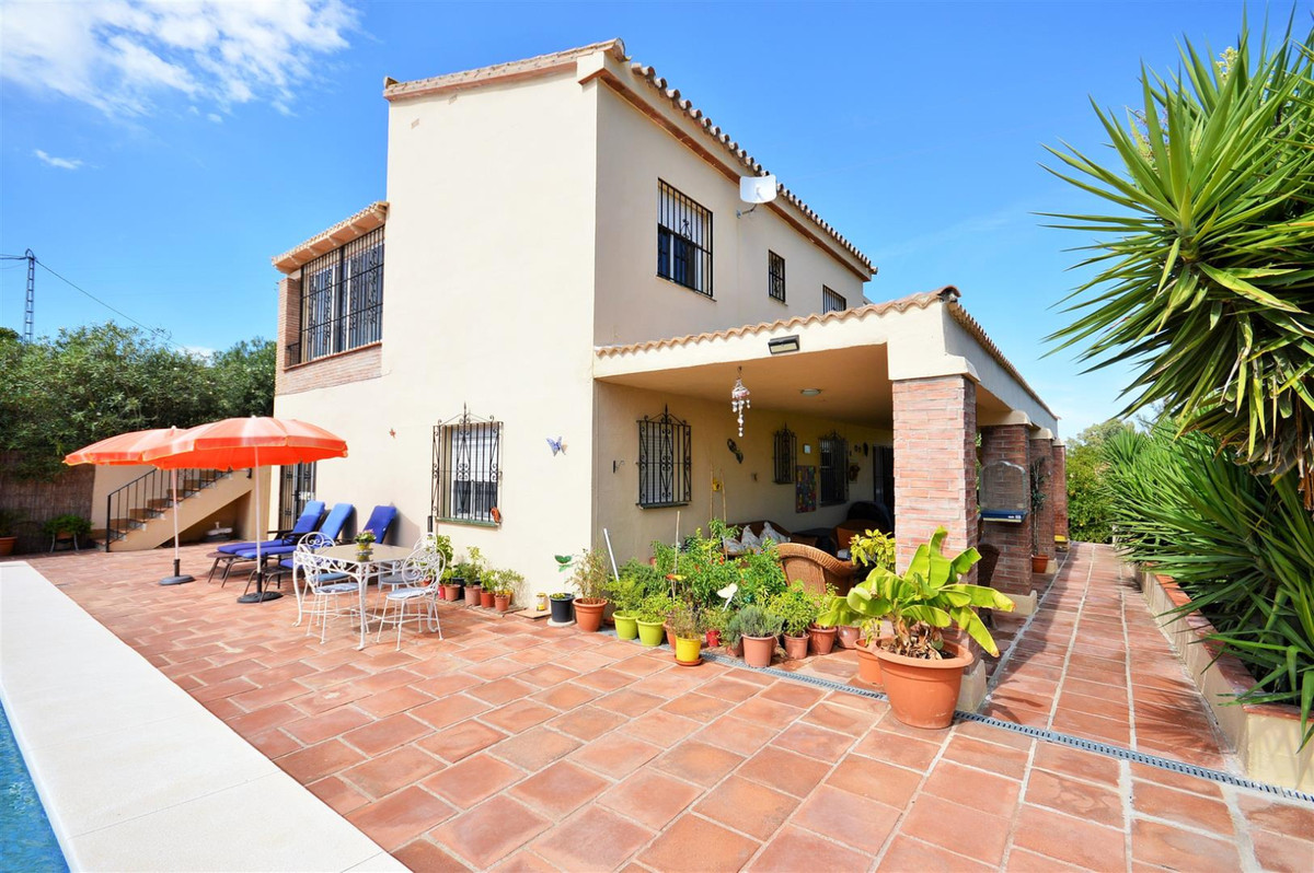 Large, imposing two-storey country property with wonderful views over the surrounding countryside, a,Spain