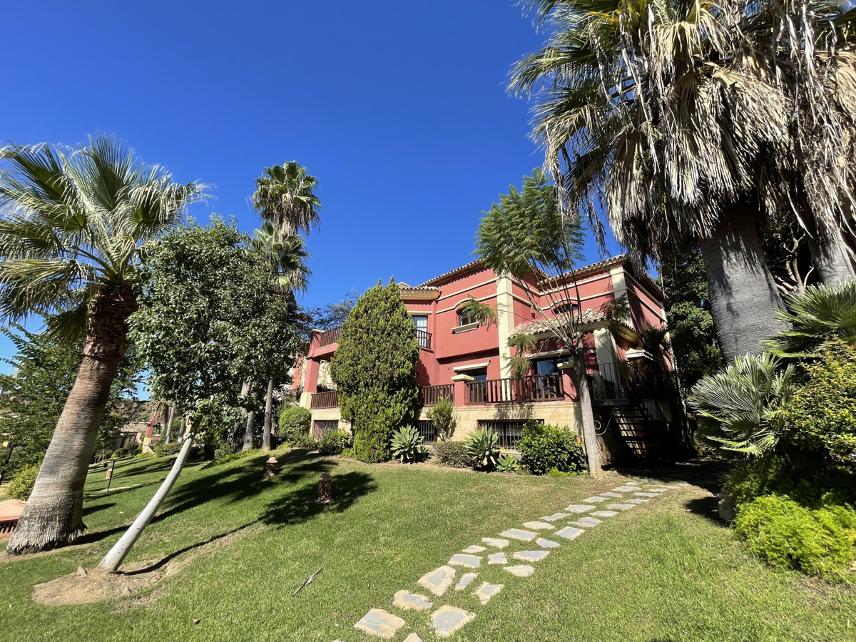 Beautiful traditional Andalucian villa located within the gated community of La Capellania just unde,Spain